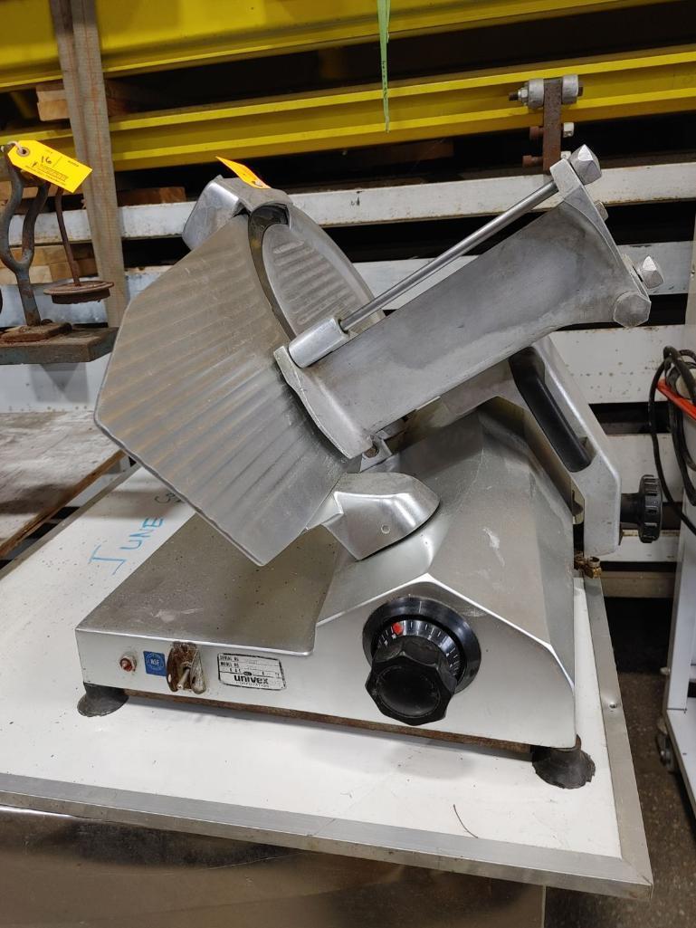 univex-7512-deli-slicer