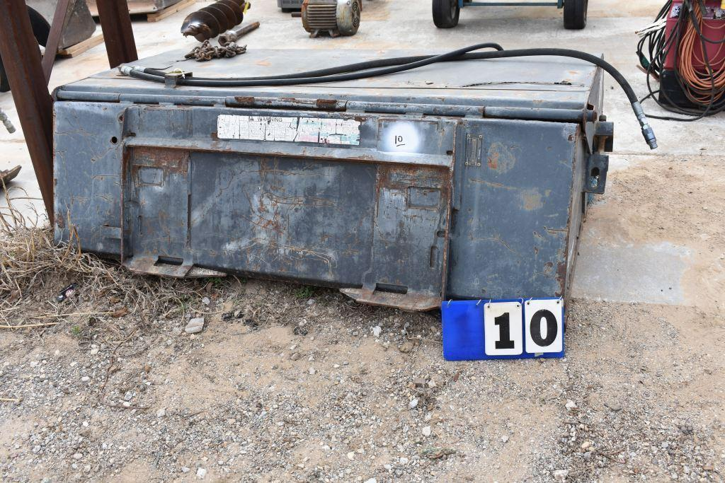 bobcat-6-sweeper-attachment-s-n-783712187