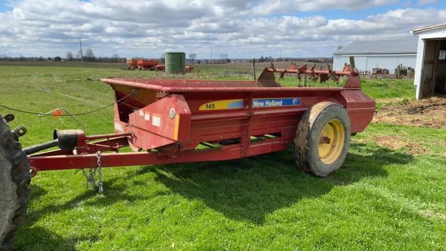 sharp-new-holland-145-manure-spreader