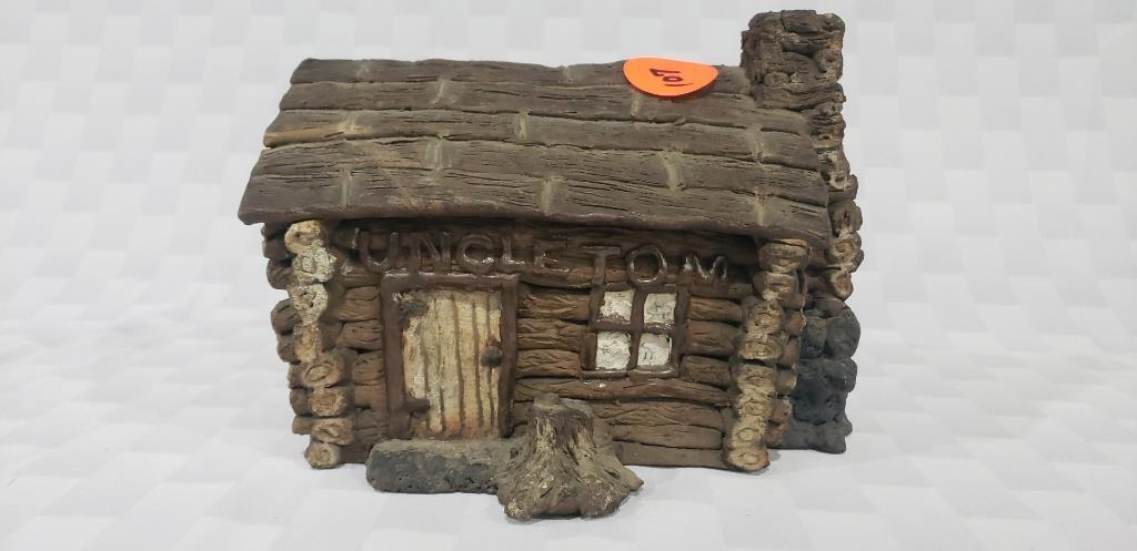 dalton-pottery-log-cabin-bank