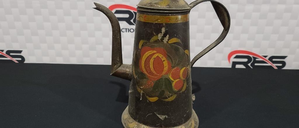 tole-ware-coffee-pot