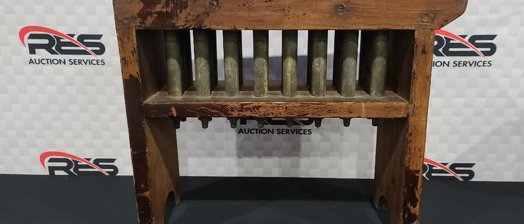 24-hole-wood-metal-candle-mold