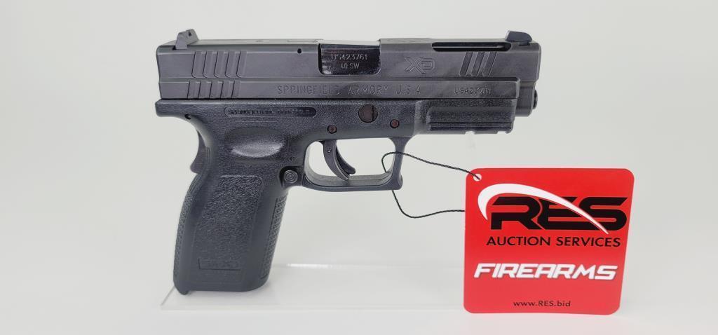 springfield-xd-40-40sw-semi-auto-pistol