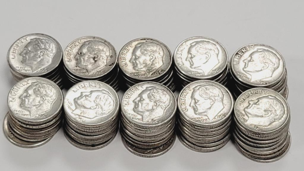 roosevelt-silver-dimes-100
