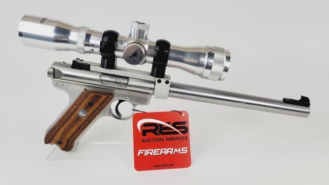 ruger-mrk-ii-22lr-semi-auto-pistol