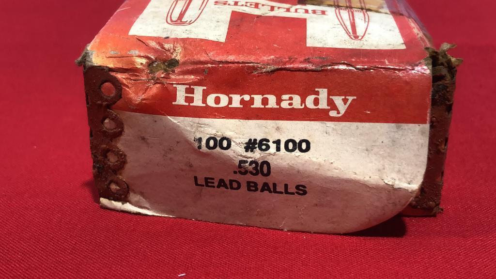 60pcs-hornady-530-lead-ball