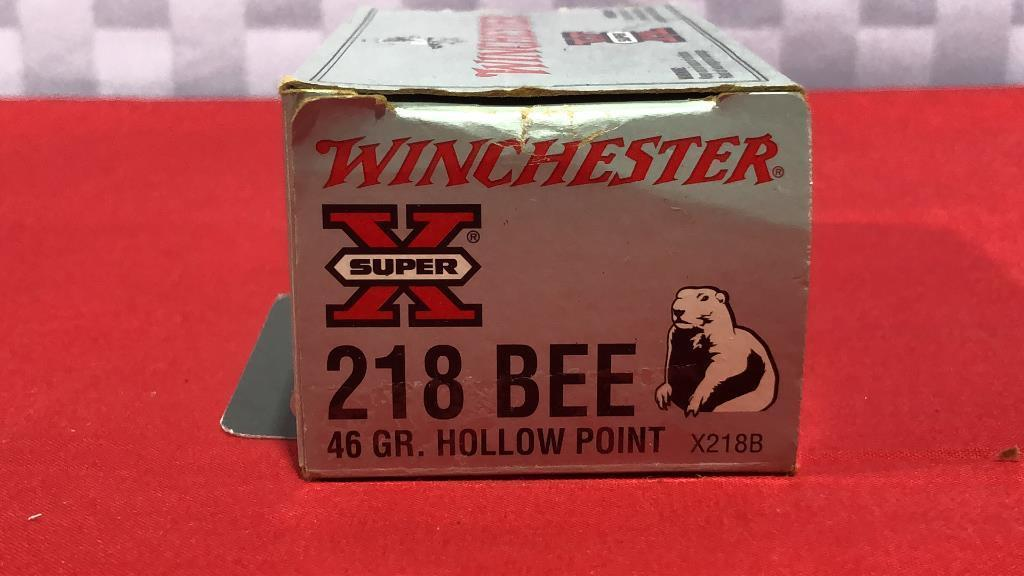 21rds-winchester-218-bee-ammo