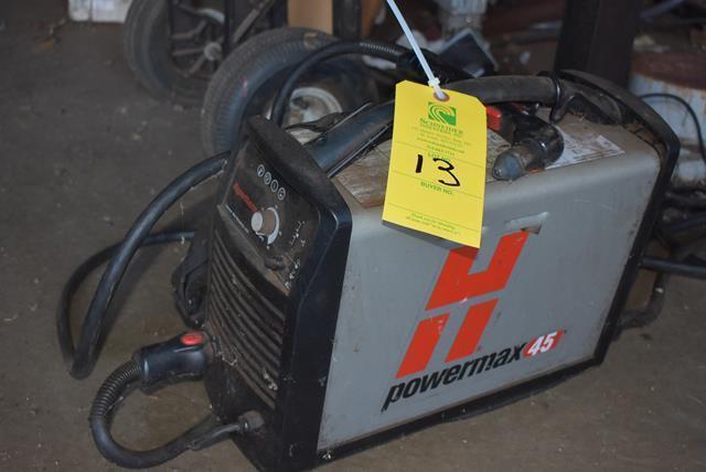 hypertherm-powermax-45-plasma-cutter