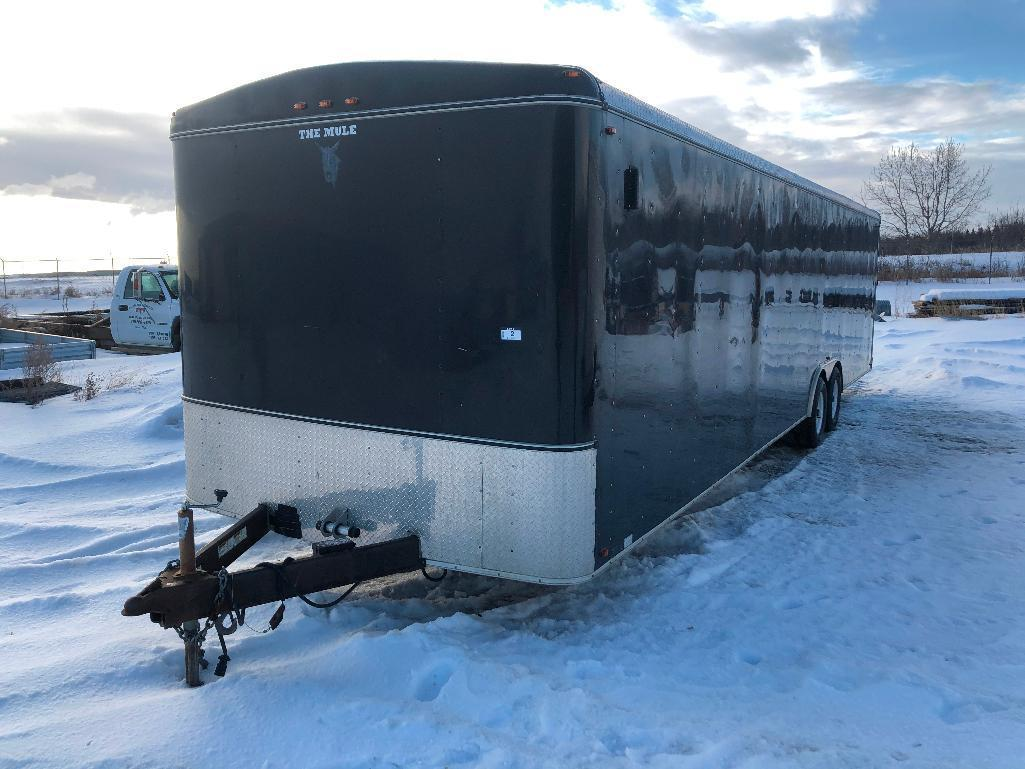 2009-cargo-the-mule-30-t-a-enclosed-trailer-vin-1t9be342xal846329