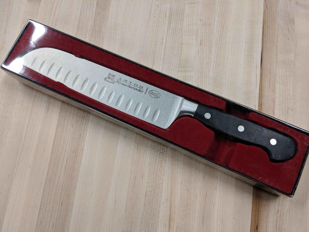 8-santoku-knife-w-forged-g-edge-blade-omcan-17892-new