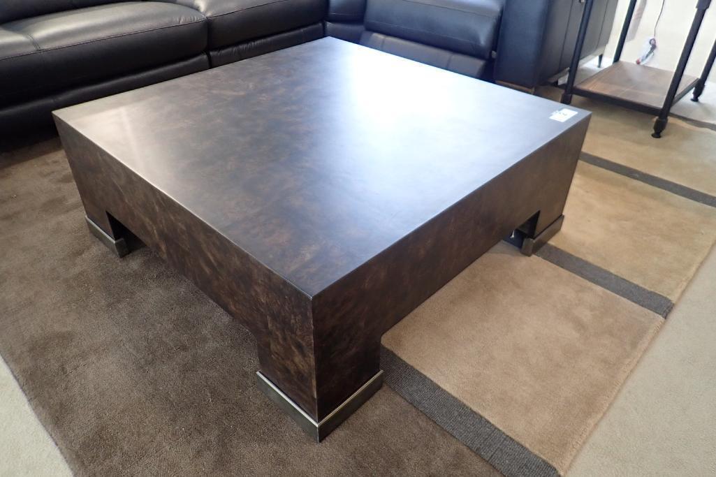 burled-walnut-42-square-coffee-table