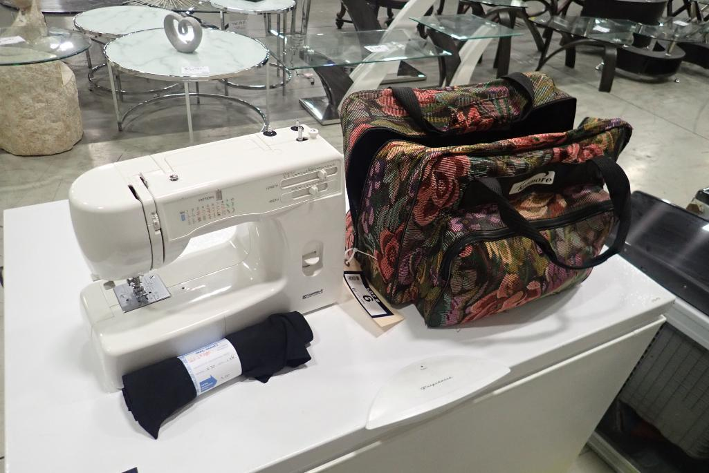 kenmore-385-portable-sewing-machine-used