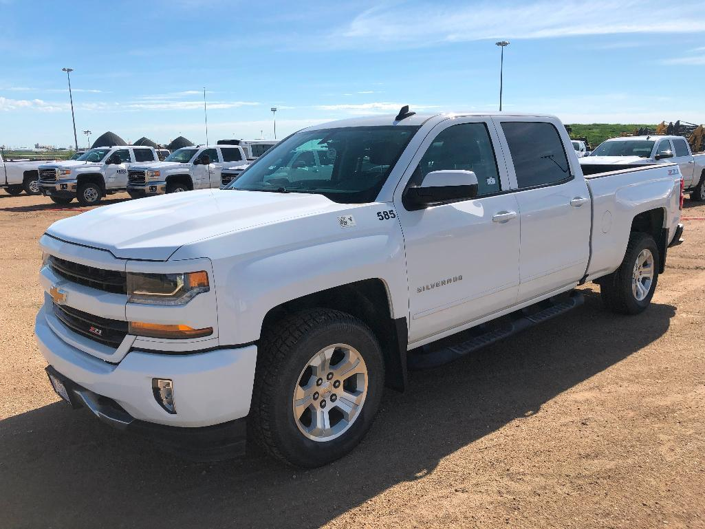 2018-chevrolet-silverado-crew-cab-4x4-pickup-truck-leather-heated-seats-vin-1gcukrecxjf172764