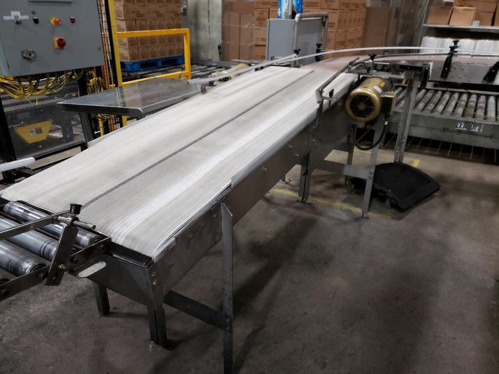 dual-lane-incline-conveyor