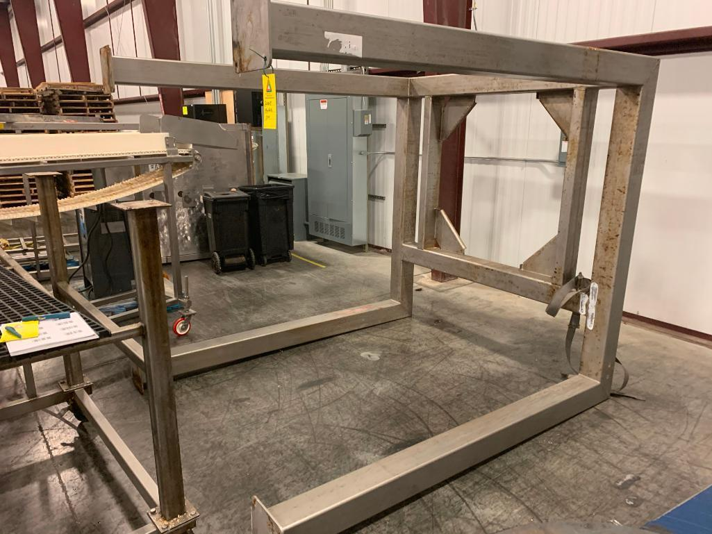 stainless-steel-frame-for-weigh-scale