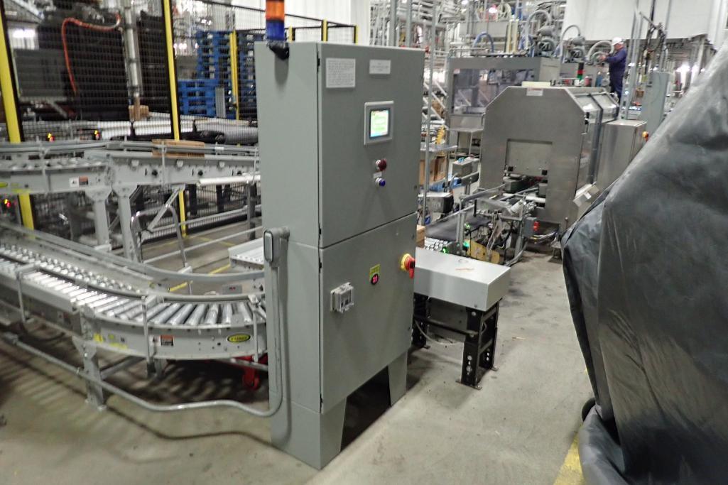 case-conveyor-control-panel