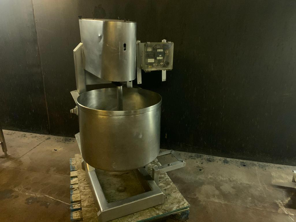 column-bowl-mixer-model-sa500
