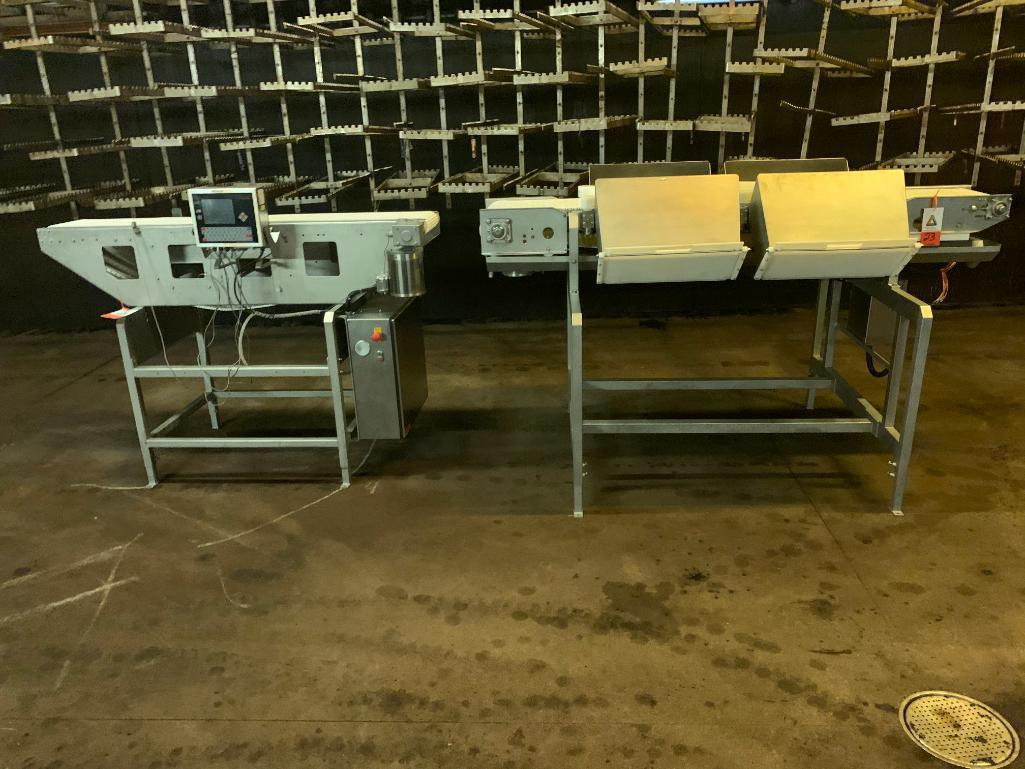 cardinal-in-motion-scale-model-825-with-conveyor-and-4-station-kick-off-unused-new