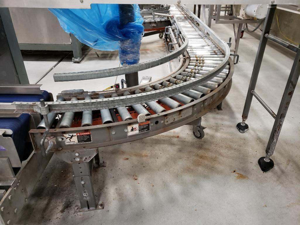 powered-roller-conveyor-with-ss-washdown-motor