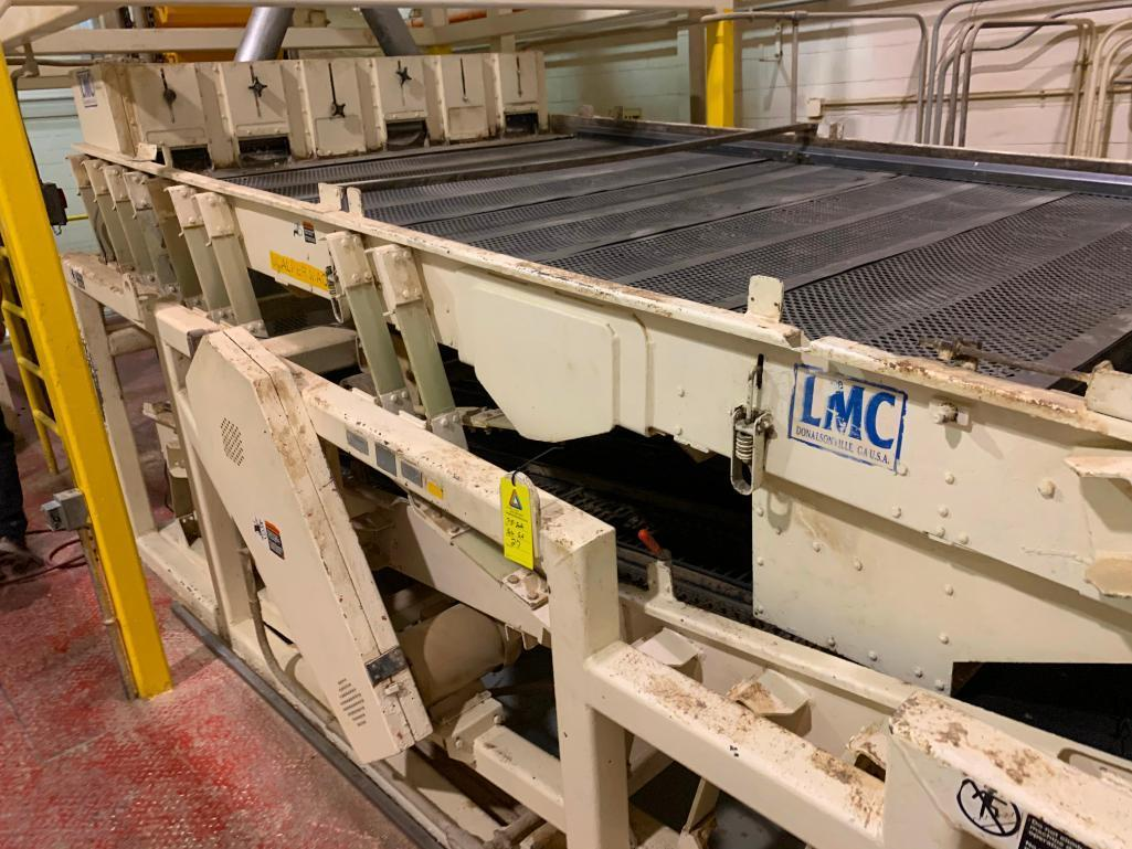 lmc-peanut-scalper-12-ft-x-7-ft-deck-7-ft-tall-with-mild-steel-overhead-bulk-bin-and-mezzanin