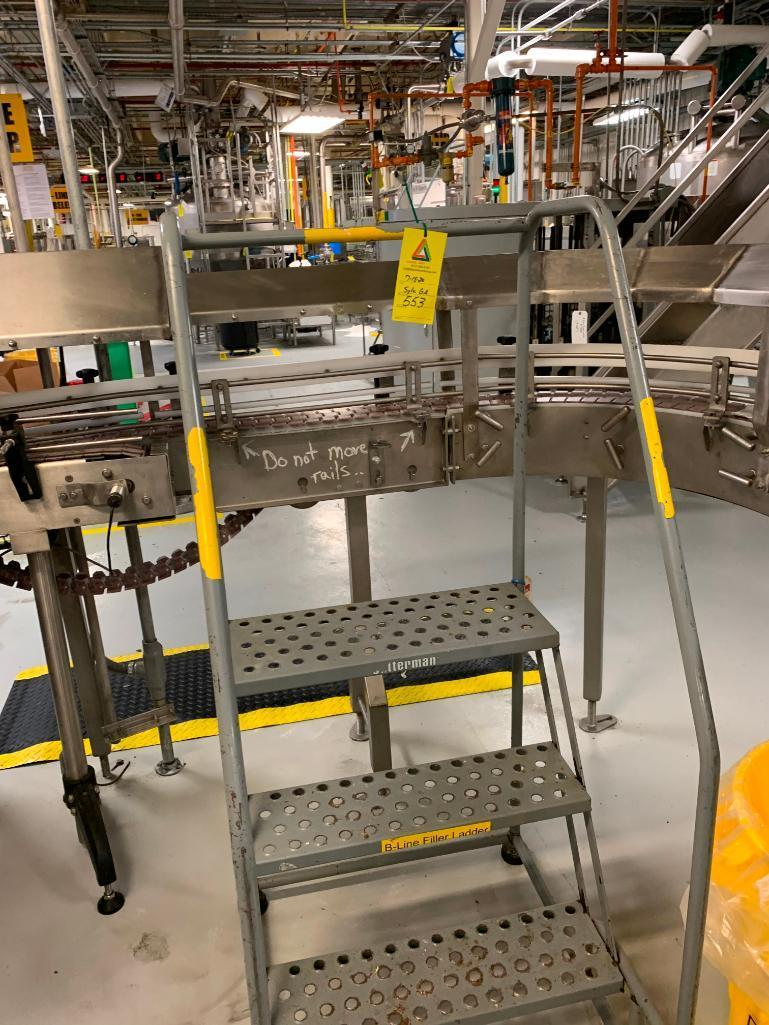 cotterman-3-step-warehouse-ladder