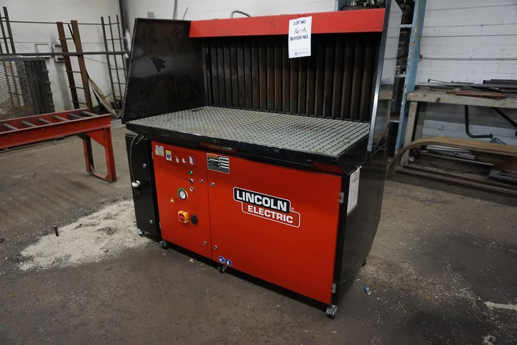 lincoln-electric-weld-fume-down-draft-table-model-400-ms-a-2-1-2-x-4-1-2-63-tall