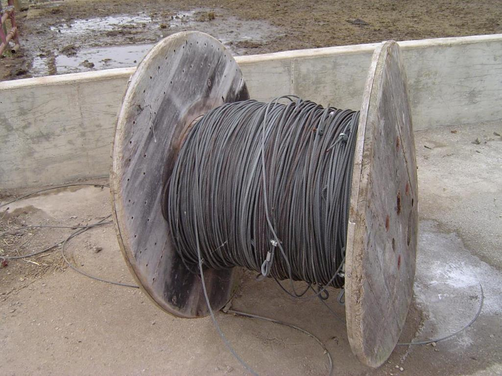 spool-of-steel-cable