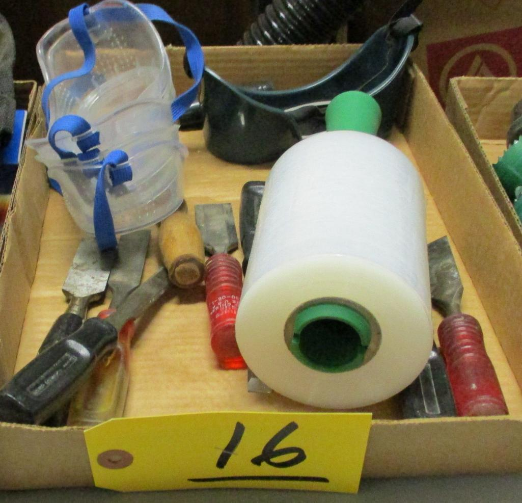 goggles-chisels-shrink-wrap