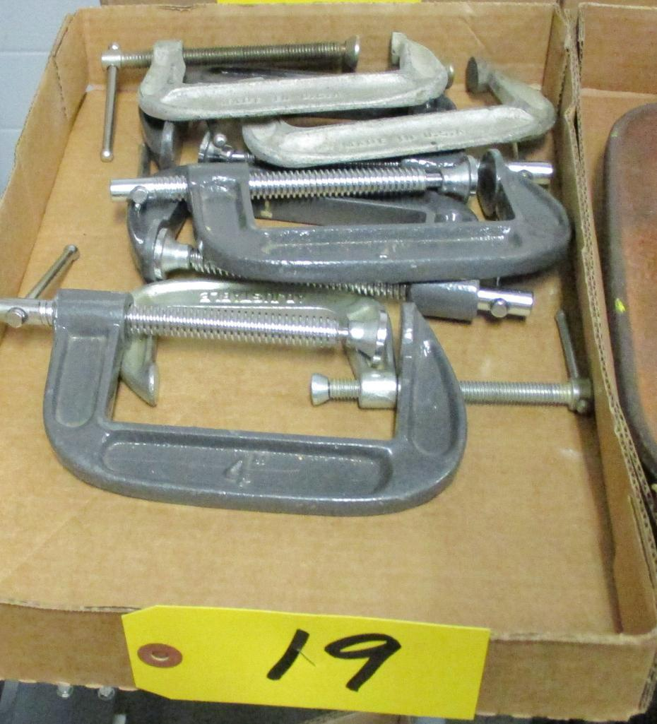 assorted-clamps