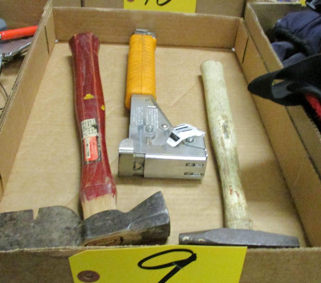 hammer-stapler-roofing-hatchet