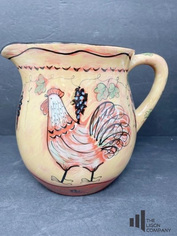 lang-redware-pitcher