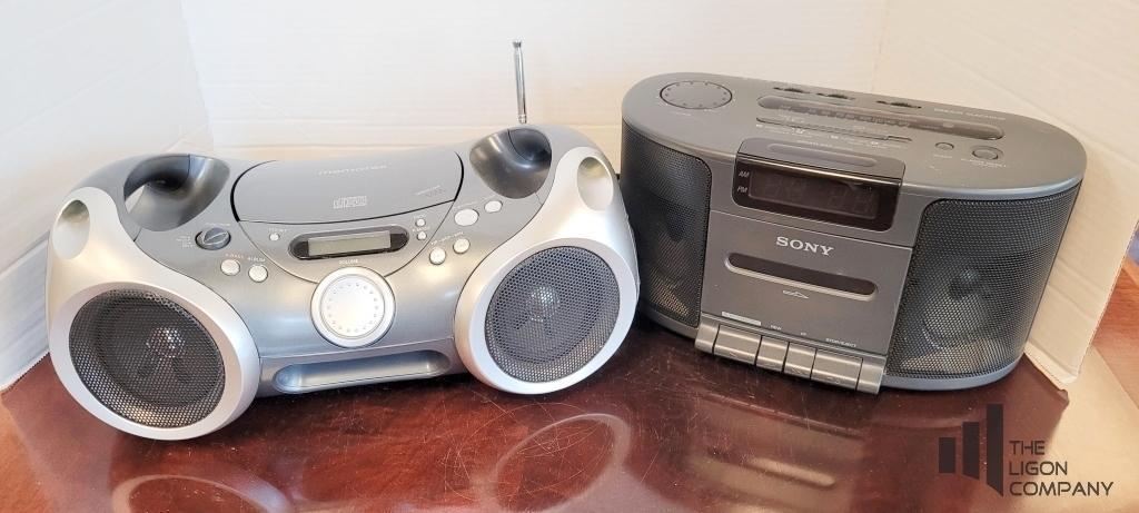 memorex-cd-radio-sony-dream-machine