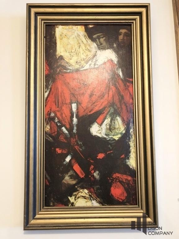the-red-robe-artwork-by-antonin-marek-machourek