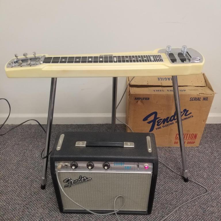 vintage-fender-lap-steel-guitar-amp