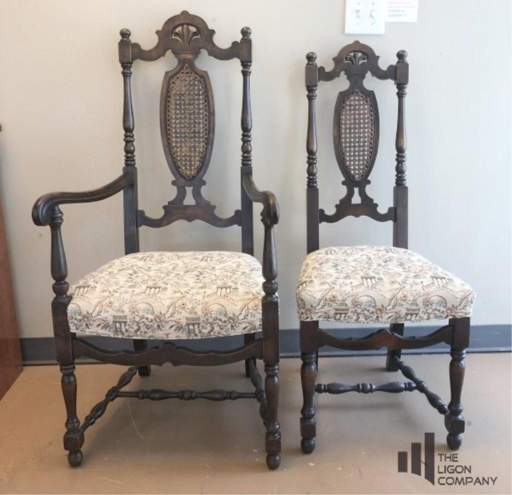 antique-king-and-queen-chairs