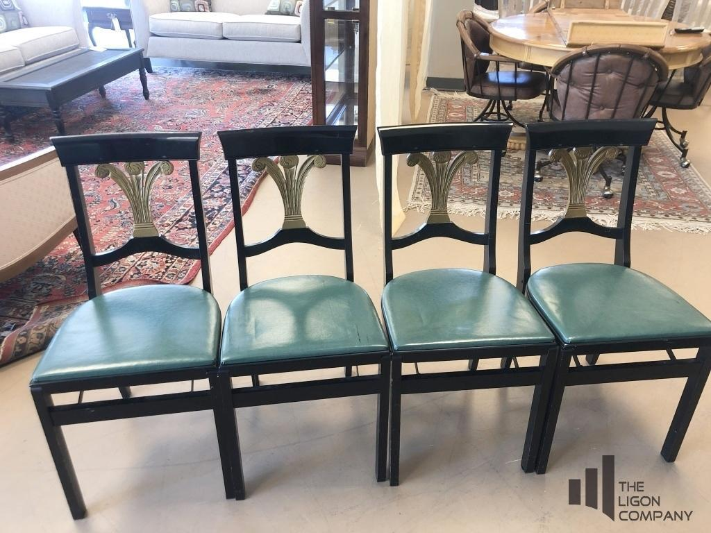 4-black-decorative-folding-chairs