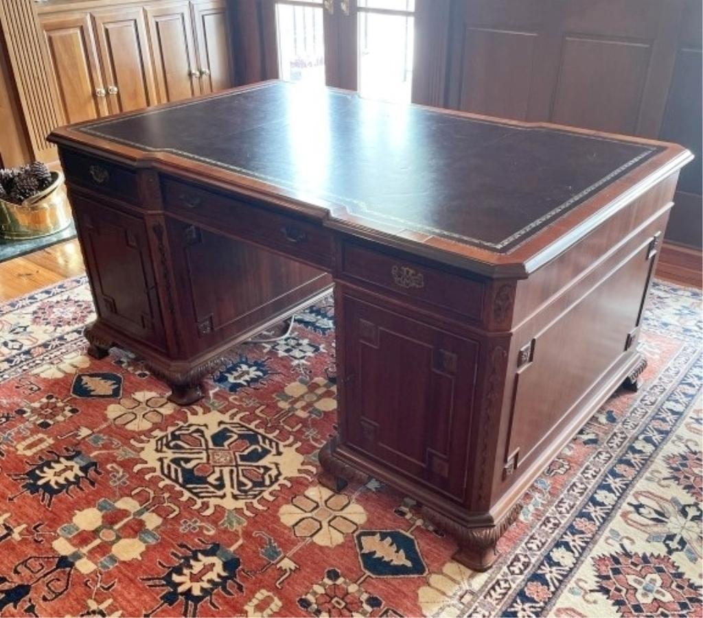 partners-desk-with-leather-inlay