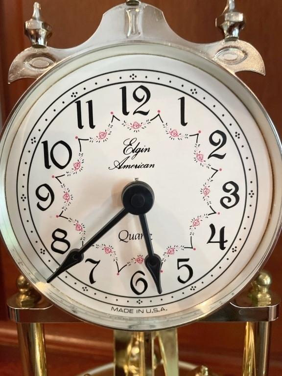 elgin-american-quartz-clock